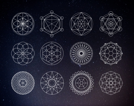 sacred-geometric-shapes