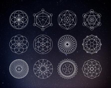 sacred-geometric-shapes